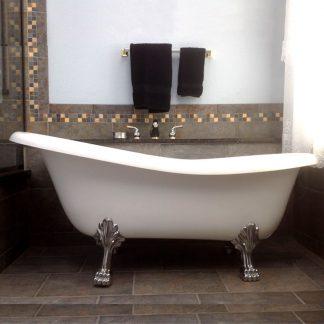 置き型浴槽
