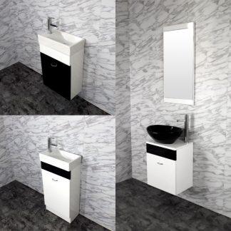 デザイン手洗収納